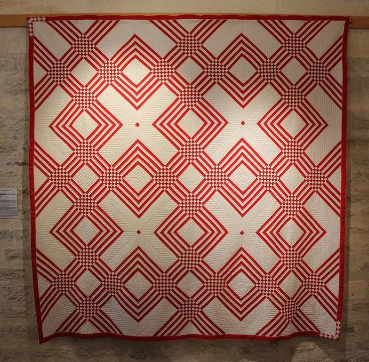 Free 2 Color Baby Quilt Patterns My Heart Is Pounding A Two Color ... : two color quilts free patterns - Adamdwight.com