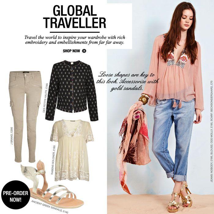 Donna Ida - (UK) Shop The Global Traveller Trend