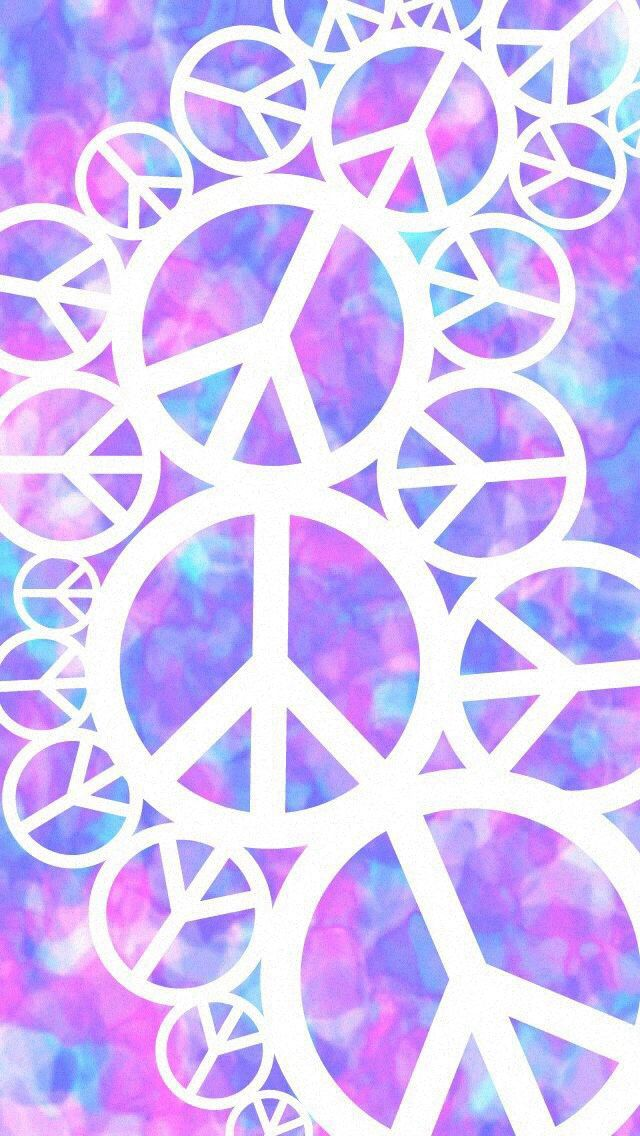American Hippie ☮ Peace ☮ Art Peace Sign ☮ Pinterest