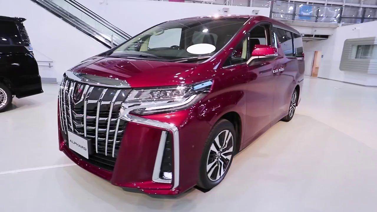 Toyota Alphard 2019 Car Gallery Mobil, Kendaraan, Toyota