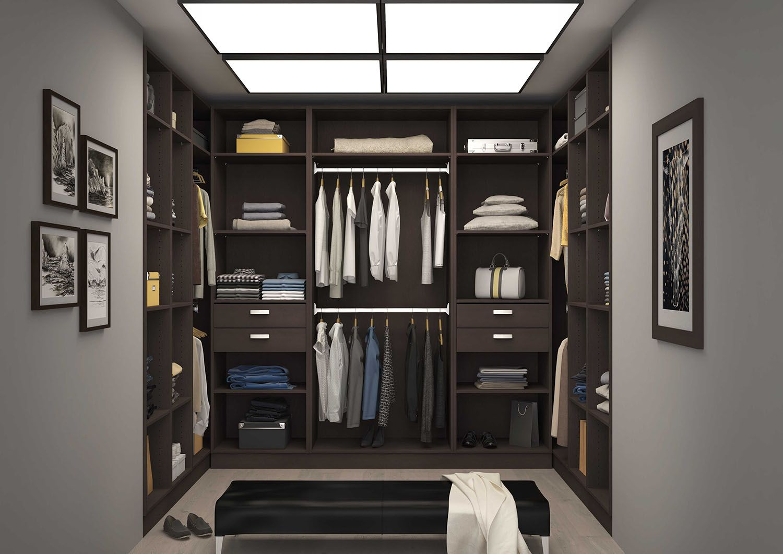 100 Remarquable Idées Dressing Sur Mesure En U