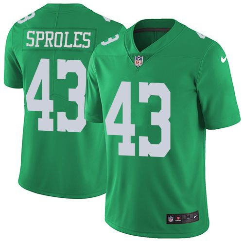 titans harry douglas 83 jersey nike eagles 43 darren sproles green mens stitched nfl limited