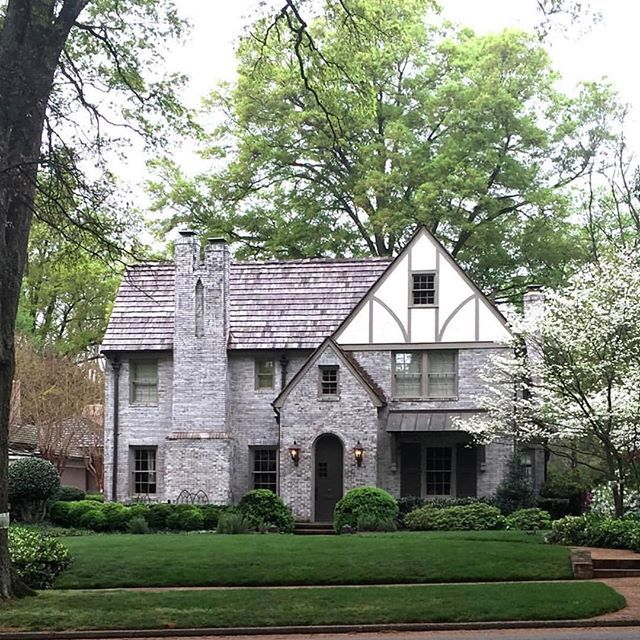 Best This Tudor Style Beauty With A Cedar Shake Shake Roof Is 400 x 300