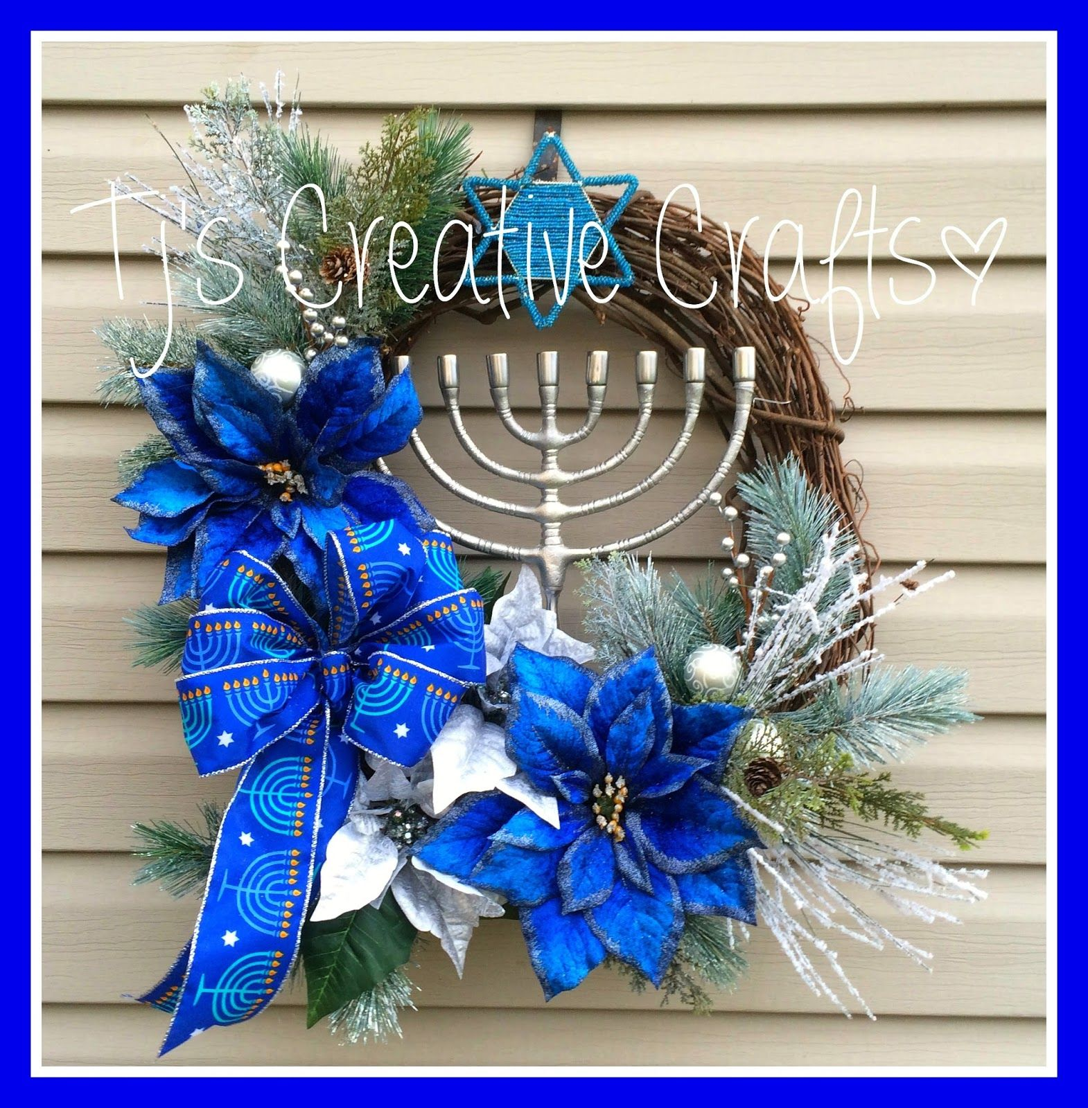 Christmas projects Hanukkah decorations, Hanukkah