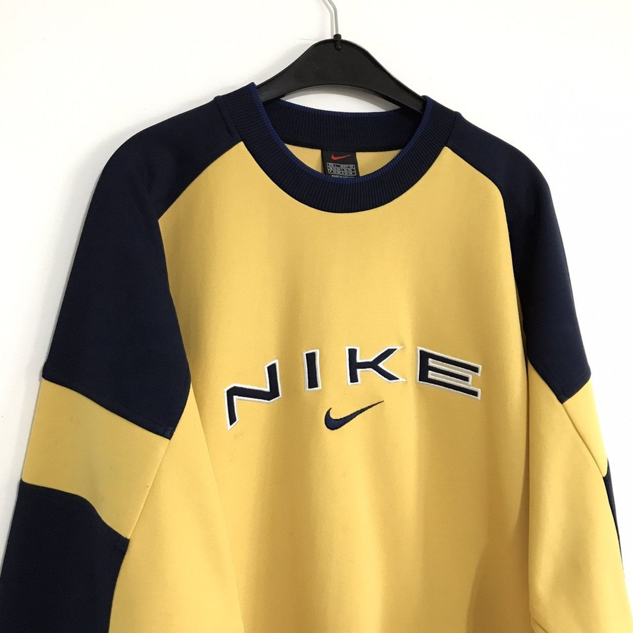 Vintage Nike Sweatshirt Size L Height 183 Gb Depop Vintage Nike Sweatshirt Trendy Hoodies Retro Outfits [ 1280 x 1280 Pixel ]