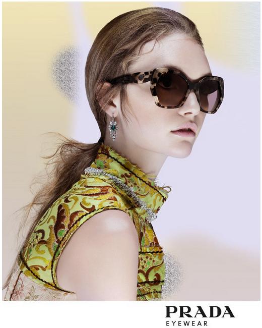 c3b87d52f07 Prada - PRADA NEW TRIANGLE SPR 16R Sunglasses Online
