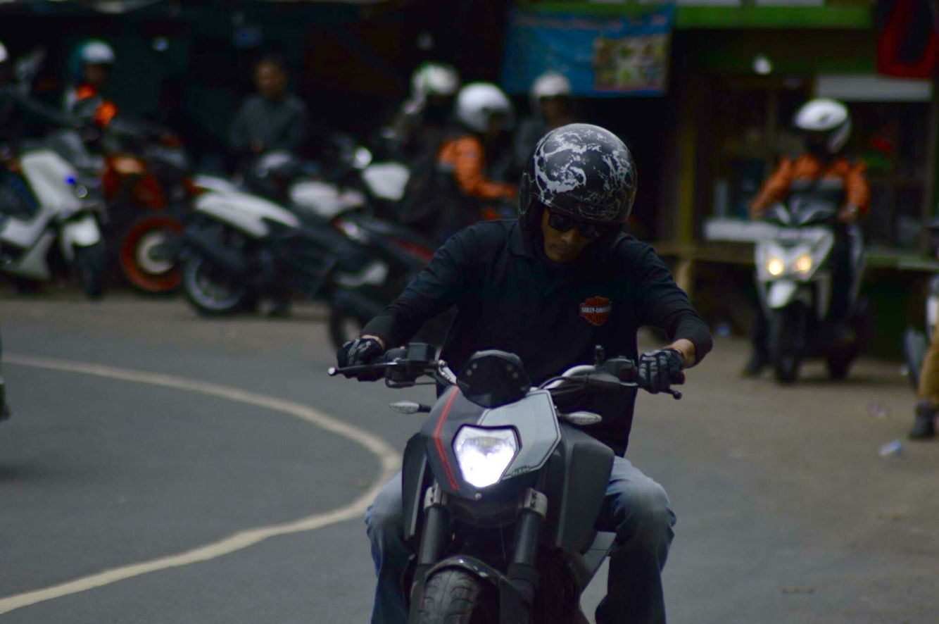 Pin Oleh Kang Erry Di Duke Bike