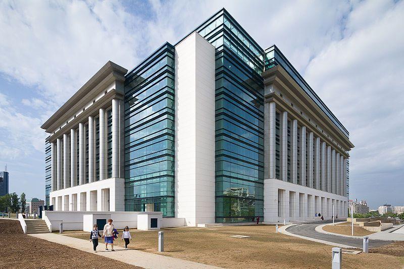 National Library/Biblioteca Nationala, Bucharest, RO