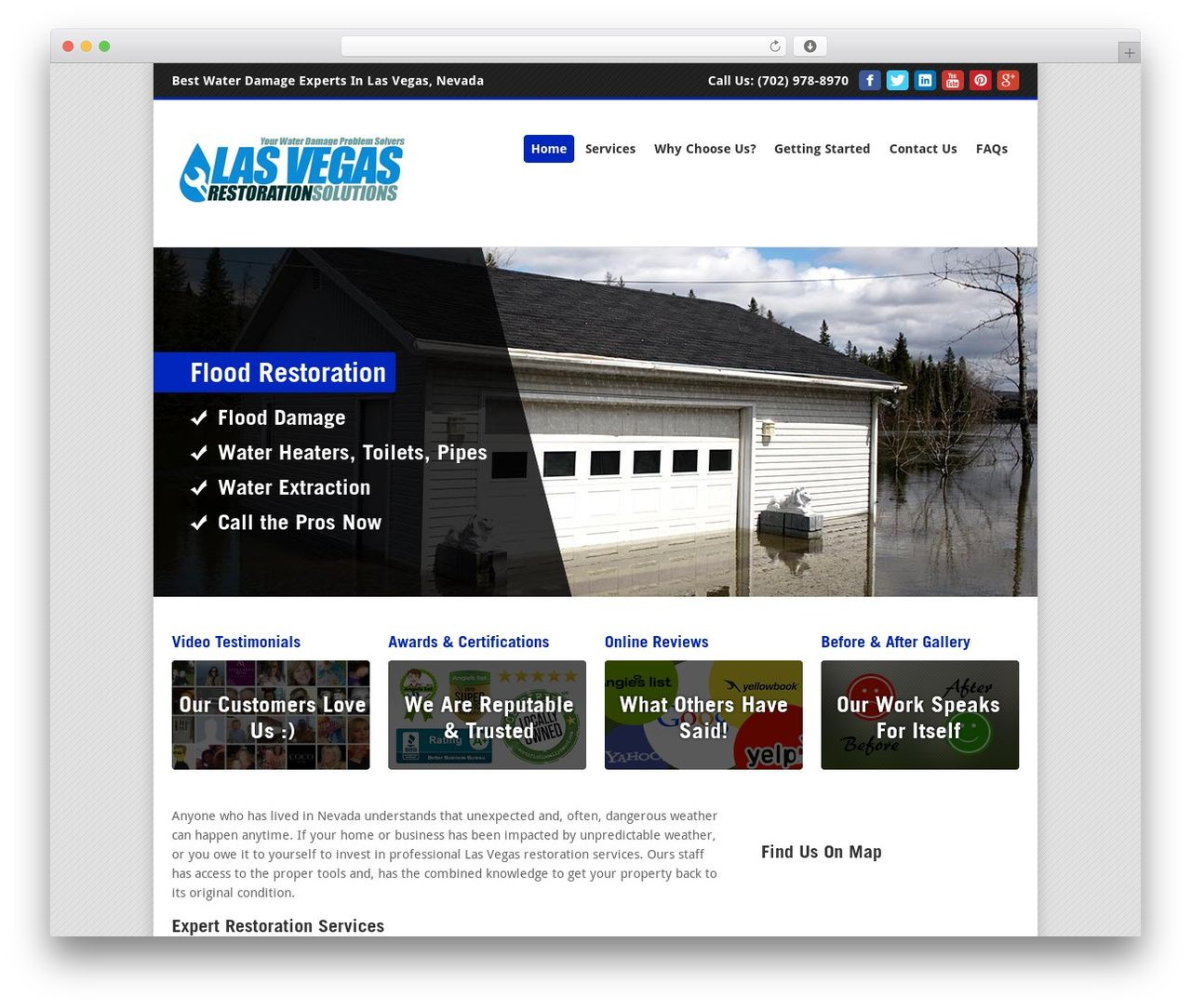 Local Business Theme Wordpress Template For Business