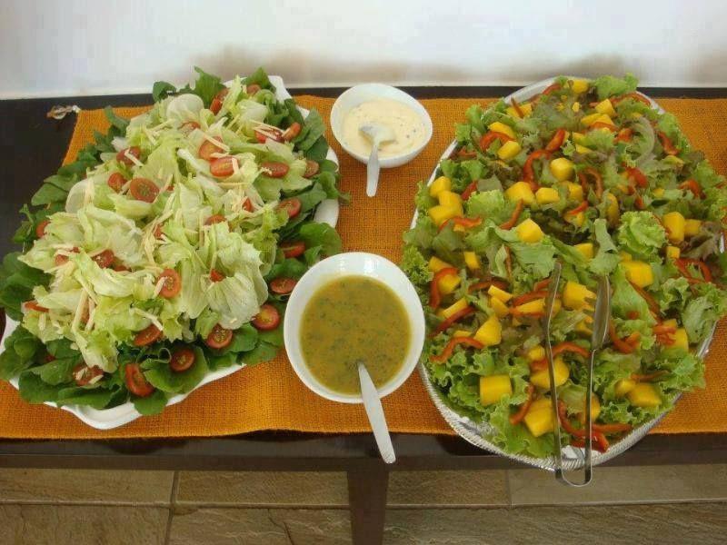 Molho para salada!!!  :)