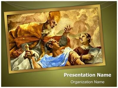 renaissance powerpoint template is one of the best powerpoint