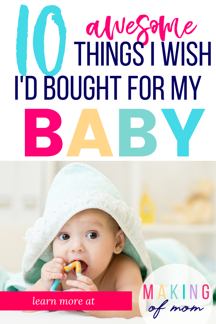 10 Things I Regret NOT Buying for My Baby | Minimalist ...