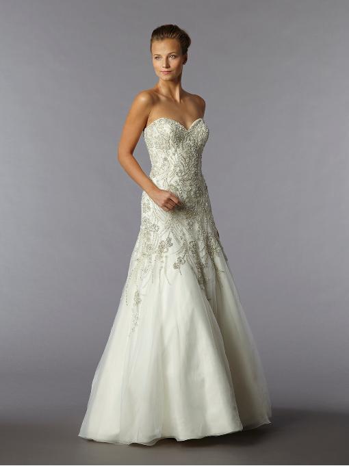 Danielle Caprese $2,100 Size: 4 | New (Un-Altered) Wedding Dresses ...