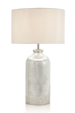 Buy Mercury Glass Table Lamp From The Next Uk Online Shop Table Lamp Lamp Mercury Glass Table Lamp