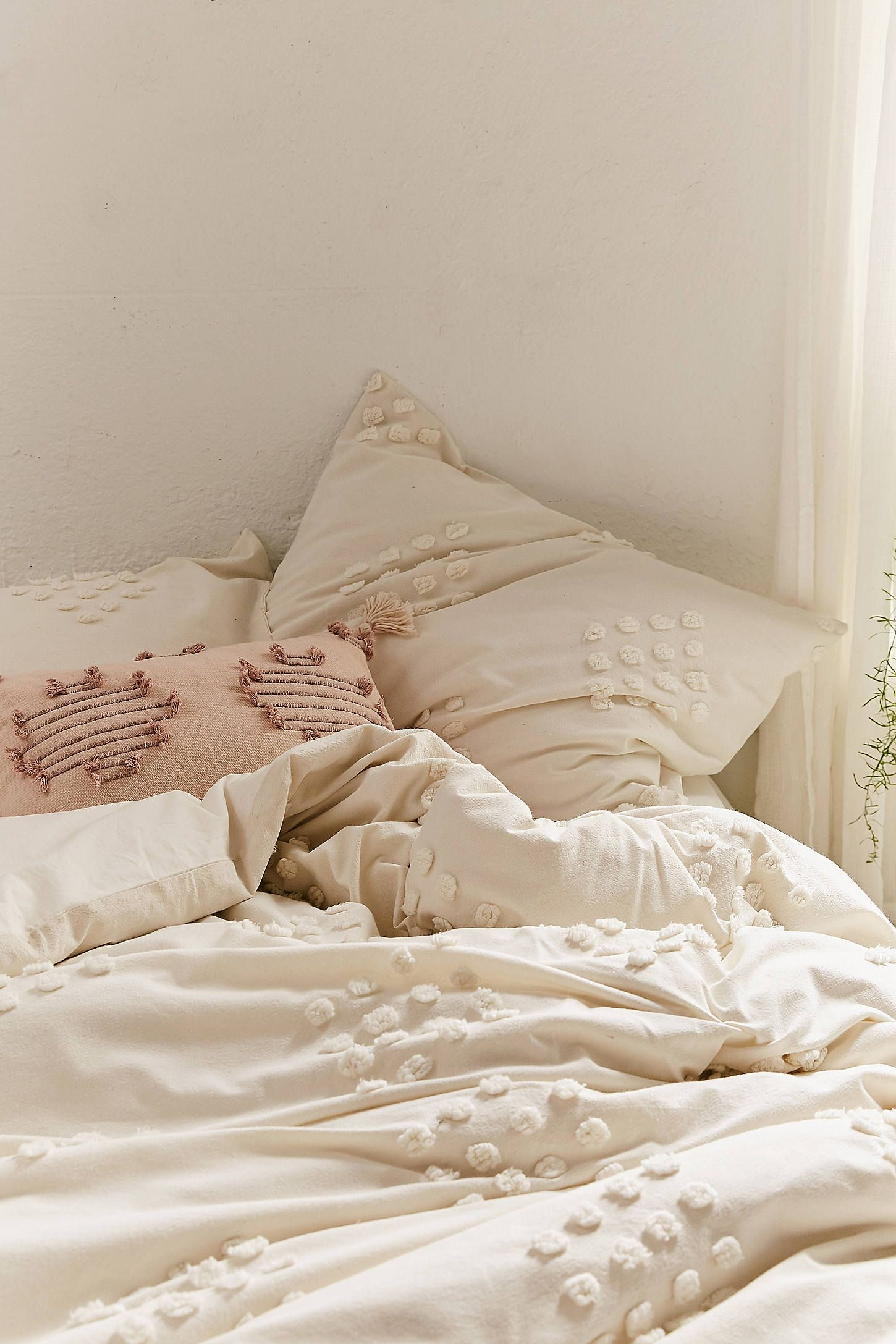 Tufted Geo Duvet Cover Urban Outfitters Duvet Covers Urban