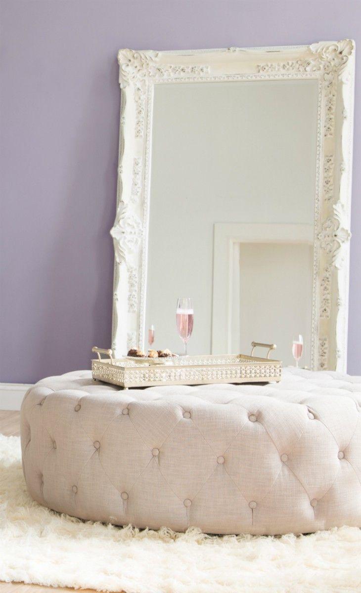Home Sunday} Everyone Needs a Floor Mirror | Floor mirror, Elegant ...