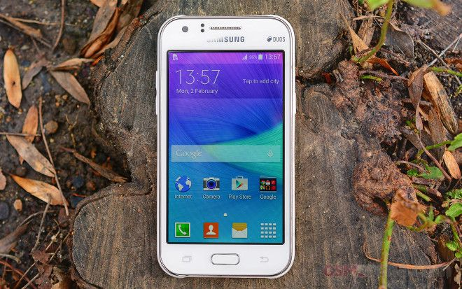 Manually update Android 5 1 1 Lollipop on Samsung Galaxy J1 Ace SM