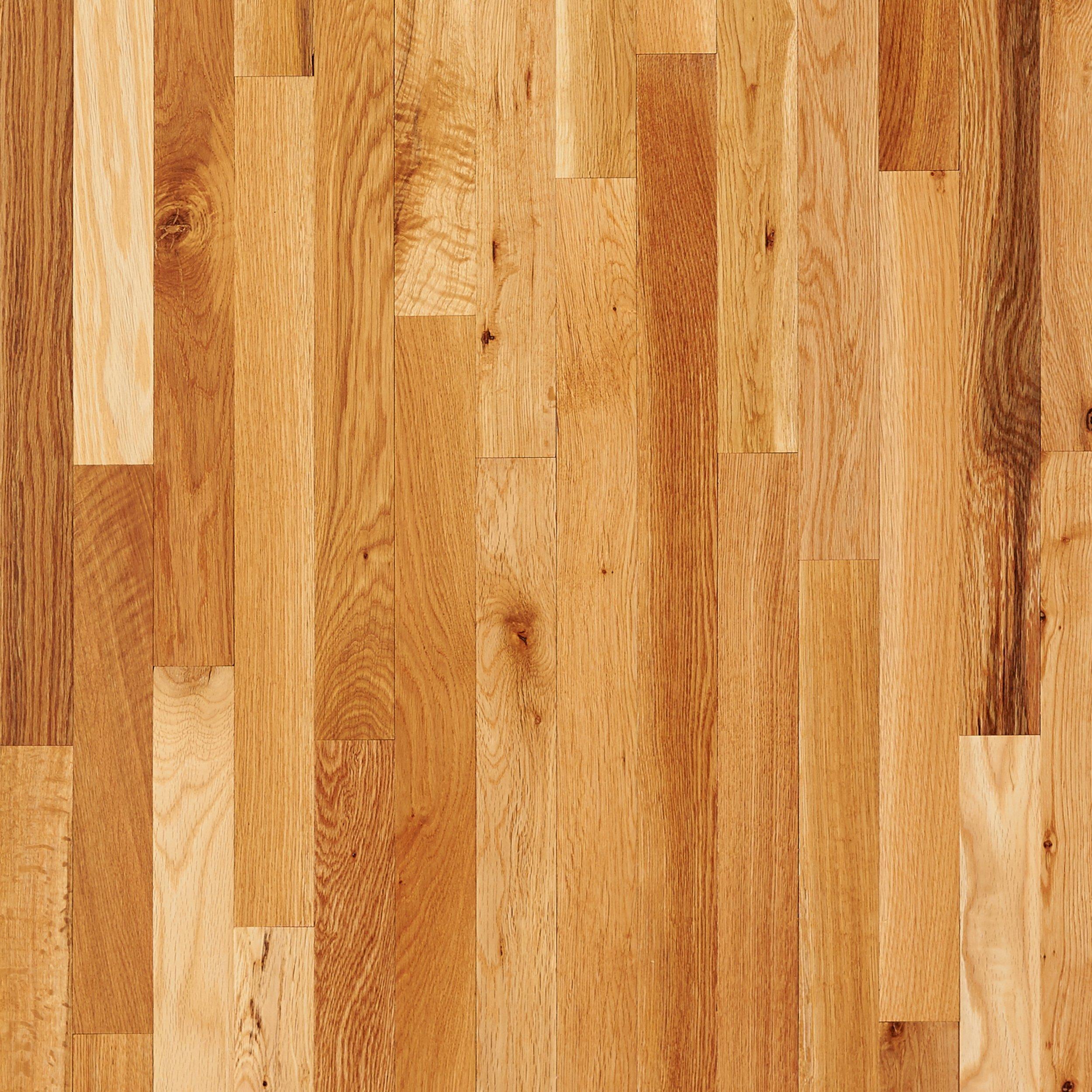 Natural Oak Solid Hardwood Floor Decor In 2020 Solid Hardwood Floors Oak Wood Floors Wood Floors Wide Plank