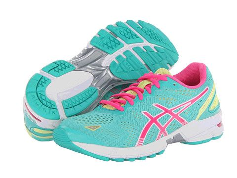 buy online ee10f 19d9a ASICS GEL-DS Trainer® 19 Emerald/Hot Pink/Sunny Lime ...
