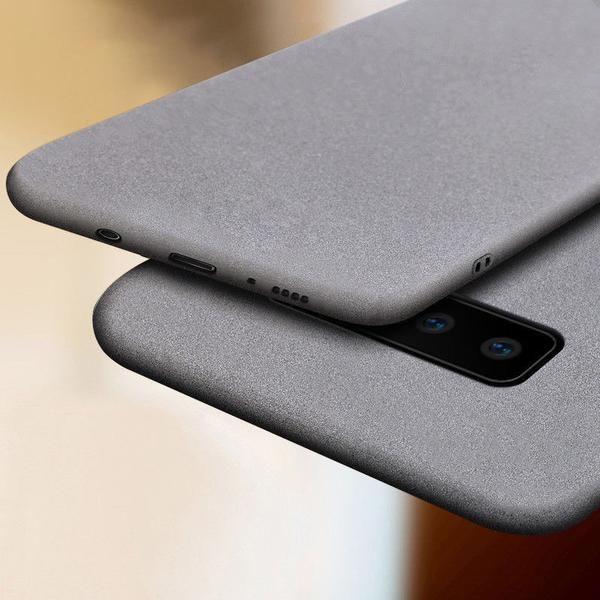 Matte Case For Samsung S10E S10 Plus M20 M10 A750 A6 A8