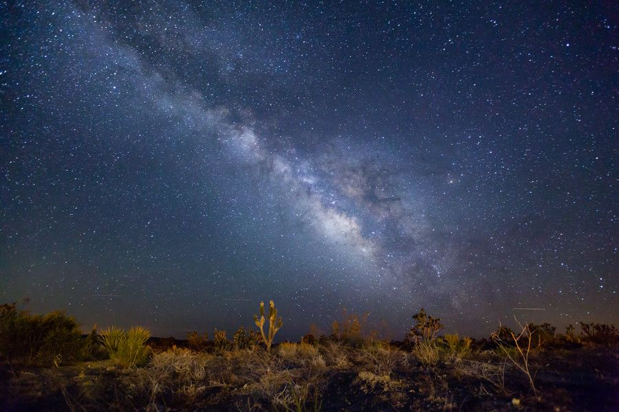 last night on the drive home about 2 hours outside of vegas we stopped off to take some photos of the milky way, I'm soo happy with how this shot turned out.  :)