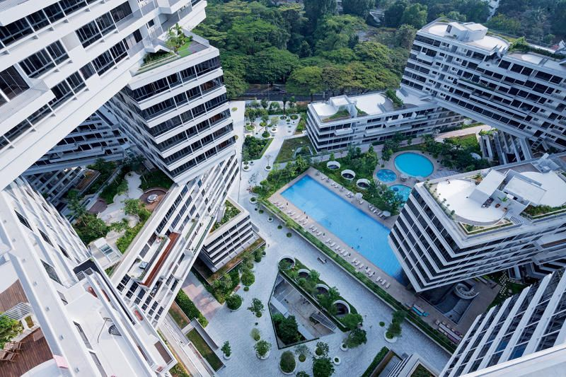 Cool Apartment Buildings 10 of the world's coolest apartment buildings | tropical forest