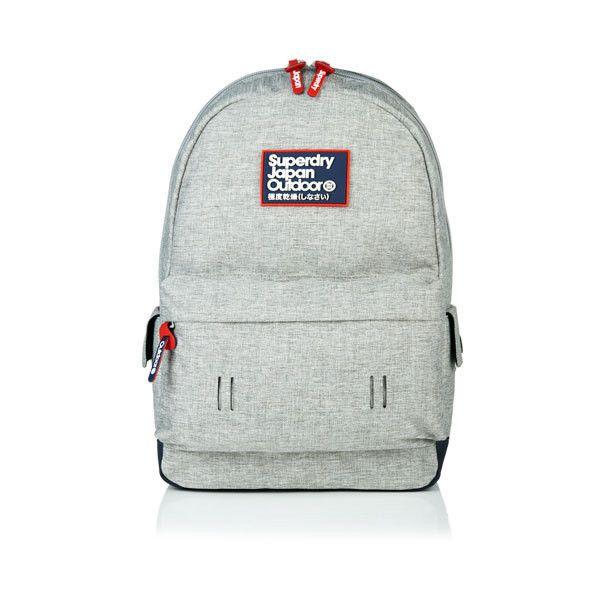 Superdry Super Marl Montana Rucksack (145 BRL) ❤ liked on ... : superdry quilted rucksack - Adamdwight.com