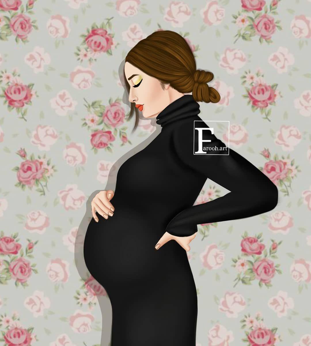 شنو اكثر اسممم بنت او ولد يعجبكم رسمتي رايكم Chica Tumblr Dibujo Ilustraciones De Chicas Madre Y Bebe