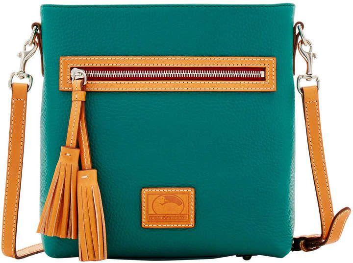 Dooney /& Bourke Patterson Leather Lani Crossbody Shoulder Bag