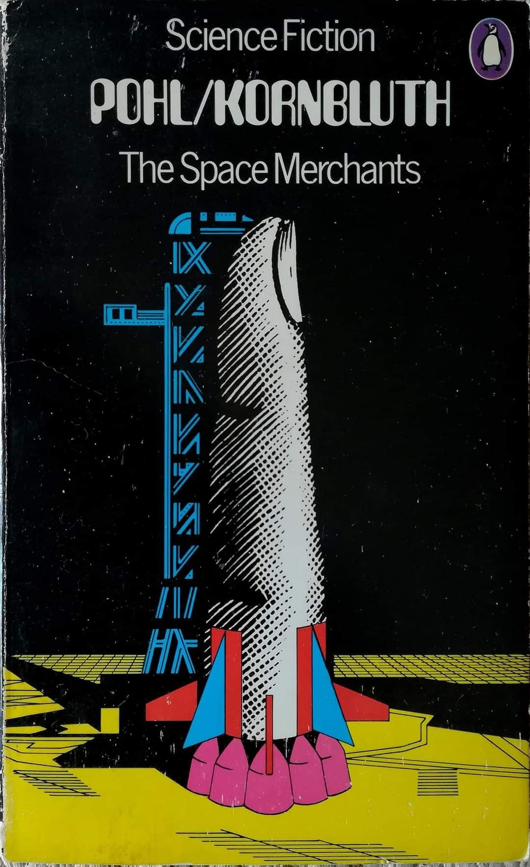 Pin By Stevo Provenance On 1 Sci Fi Paperback Covers Science Fiction Penguin Books Covers Science Fiction Novels