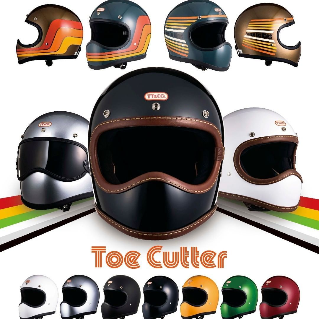 Tt Co Japan On Instagram Dot Toecutter Small Full Face Japanese Quality Control Now On Sale Ttandco Ttandcojap In 2020 Vintage Helmet Helmet Open Face Helmets