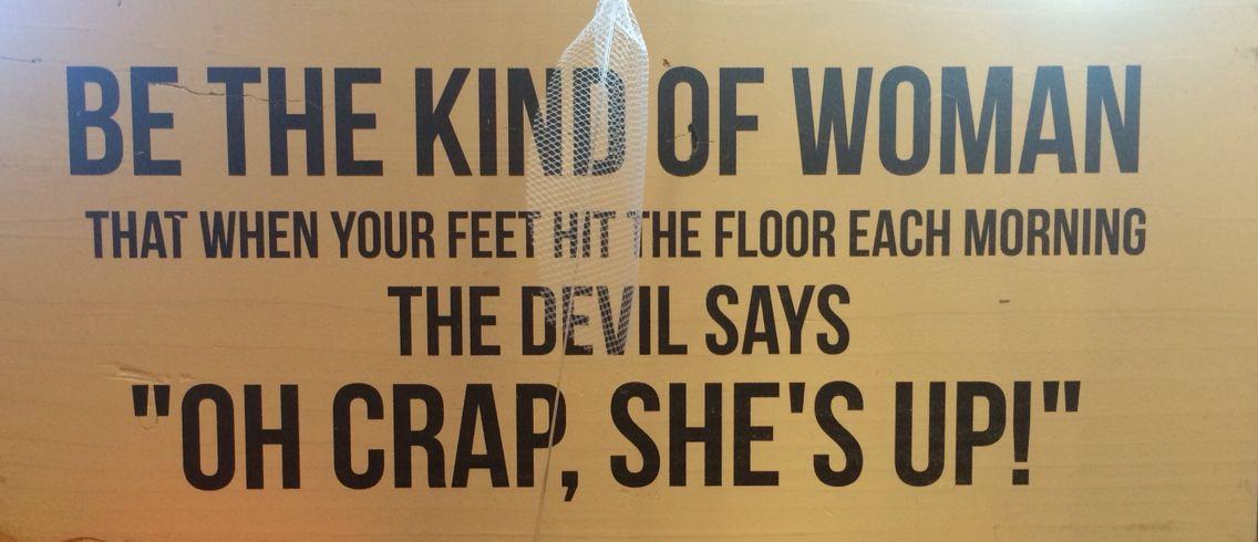 Hit the floor runnin!
