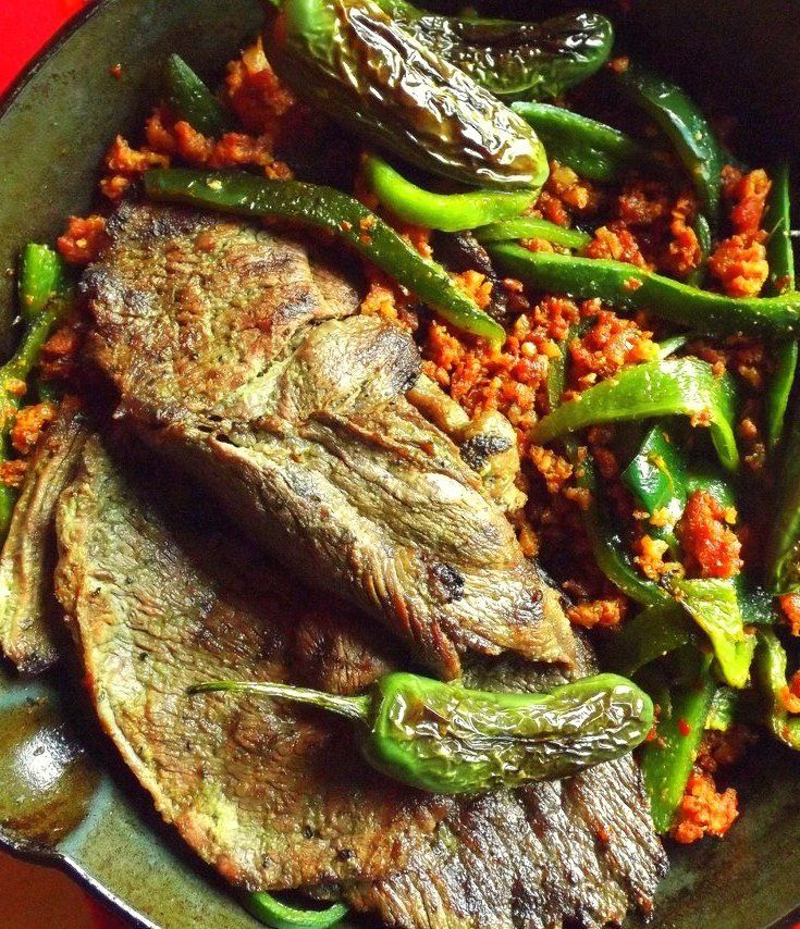 Carne asada con chorizo recipe mexicans food and recipes carne asada con chorizo forumfinder Gallery