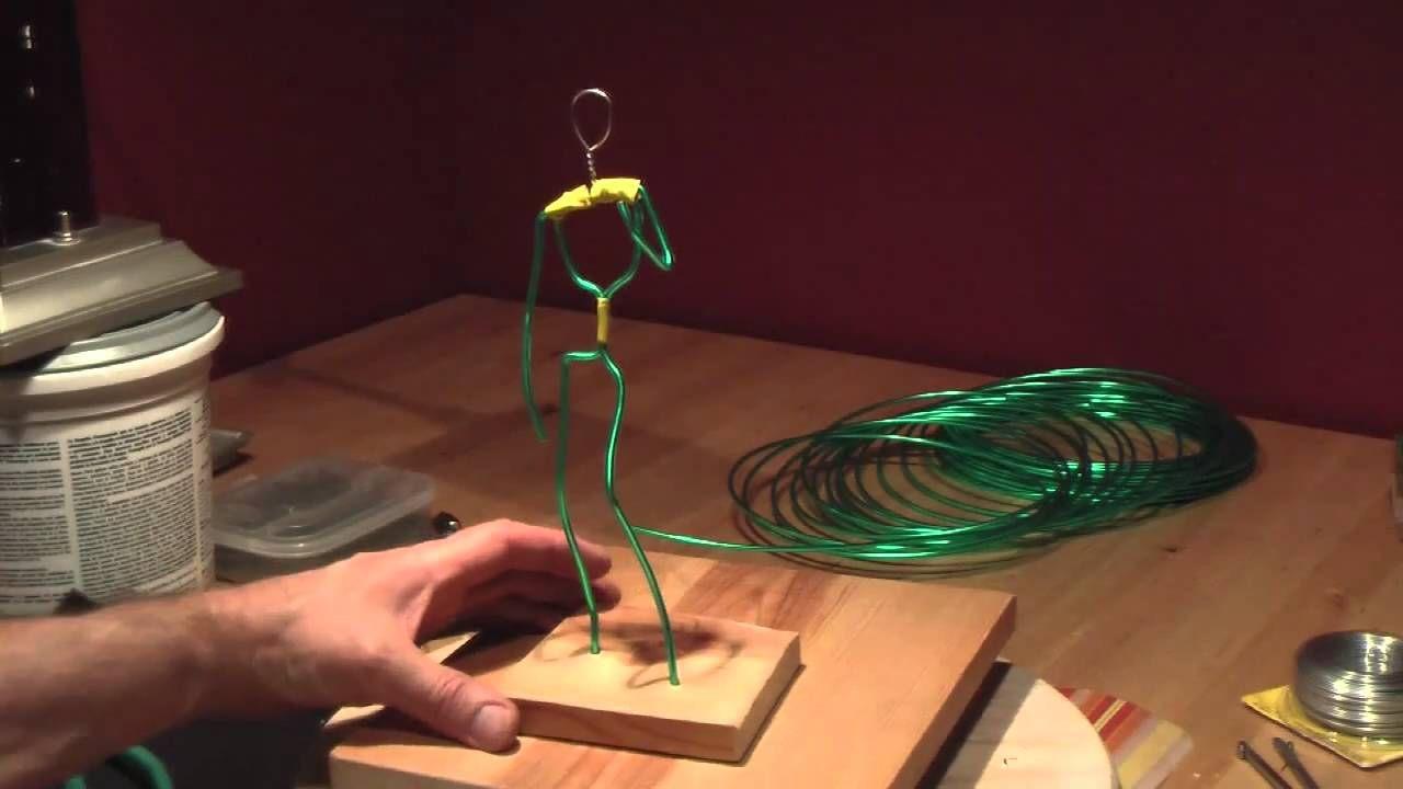 How To Build An Armature For Figure Sculpture Tutoriales De