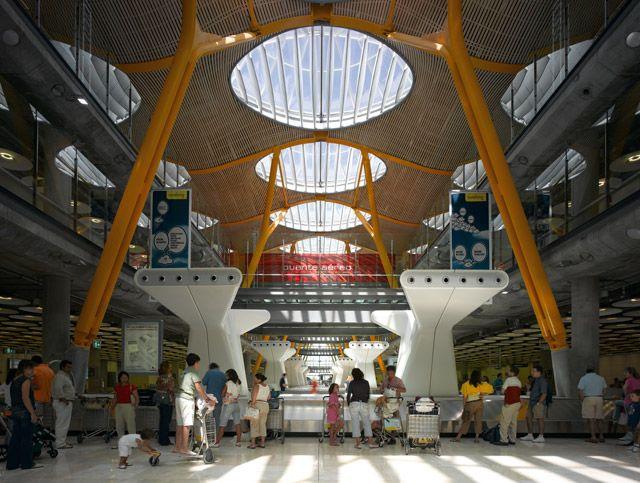 Barajas International Airport, Madrid, Spain - Richard
