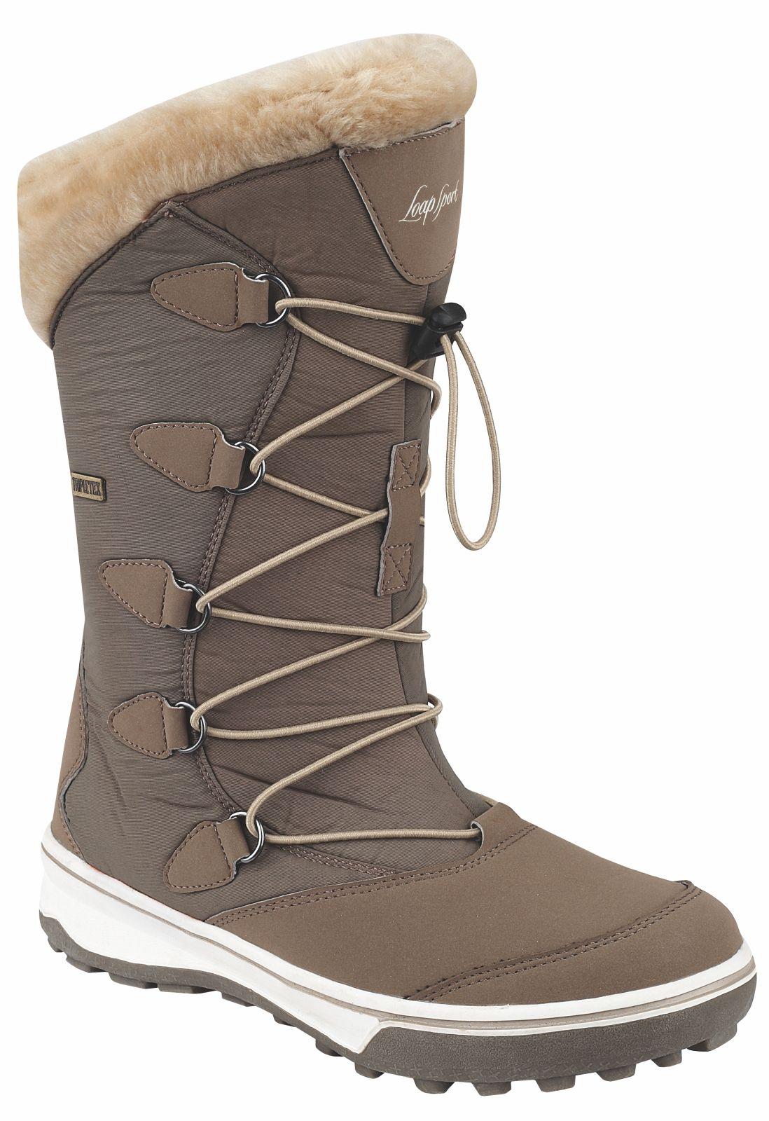 LOAP Dámské zimní boty SLYDE velikost 36-41  0b5a8ffdf93