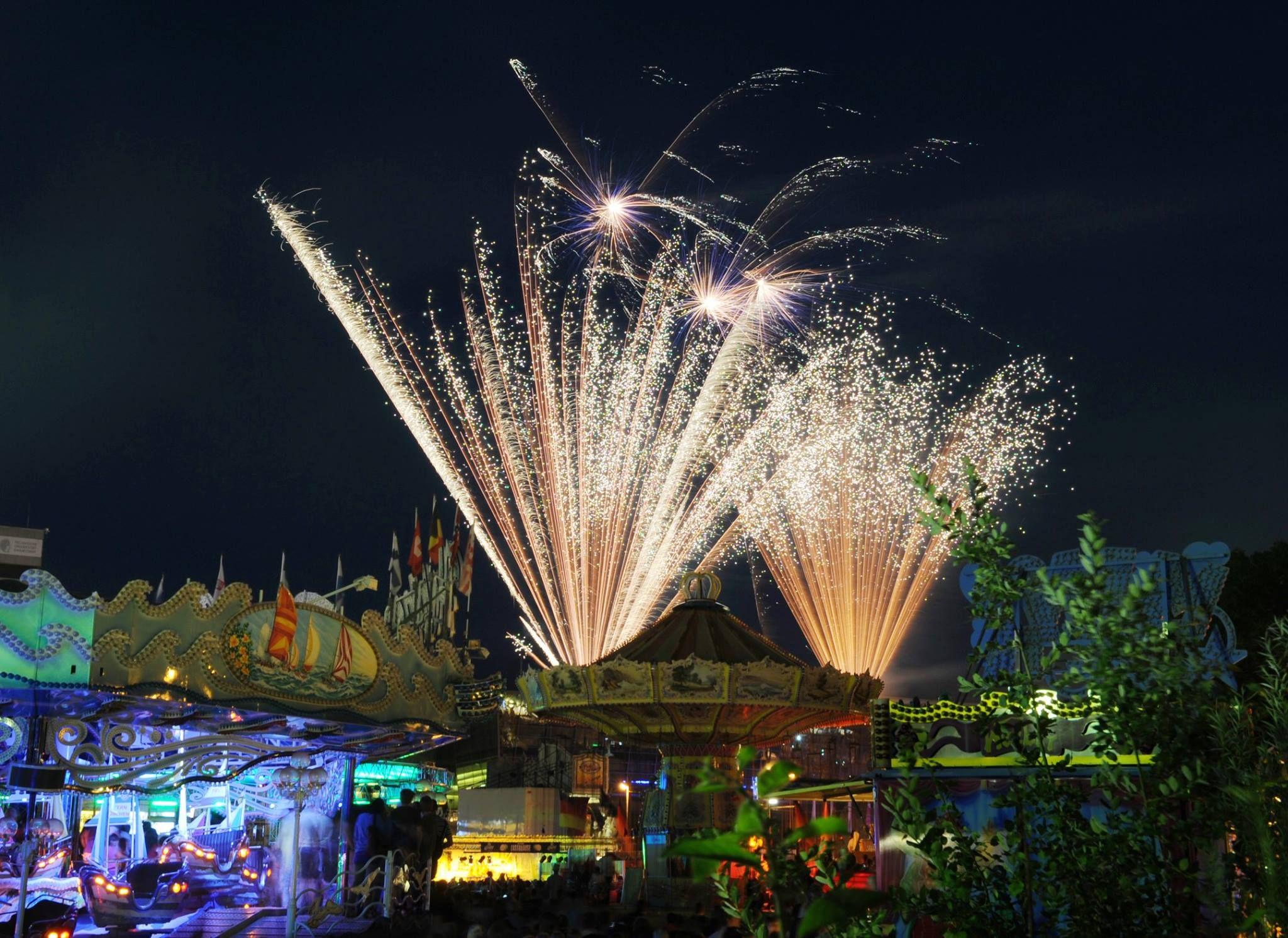 Marvelous Wenn doch das Heinerfest Feuerwerk wieder im Herrngarten w re