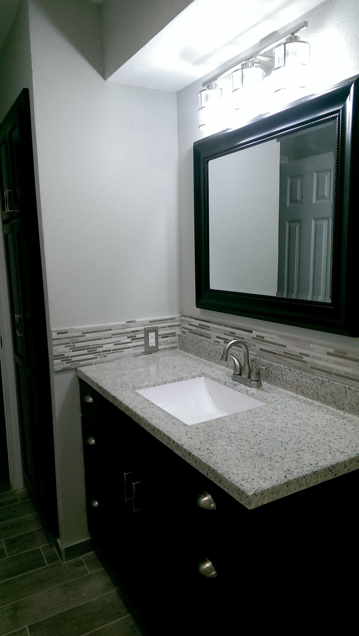 Bathroom Remodel By Dana M Mesquite Tx We Did A
