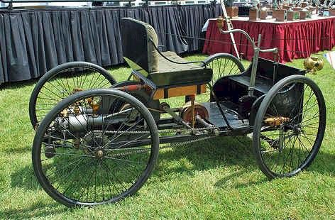 Henry Ford Quadricycle Replica By Sjb4photos Catching Up