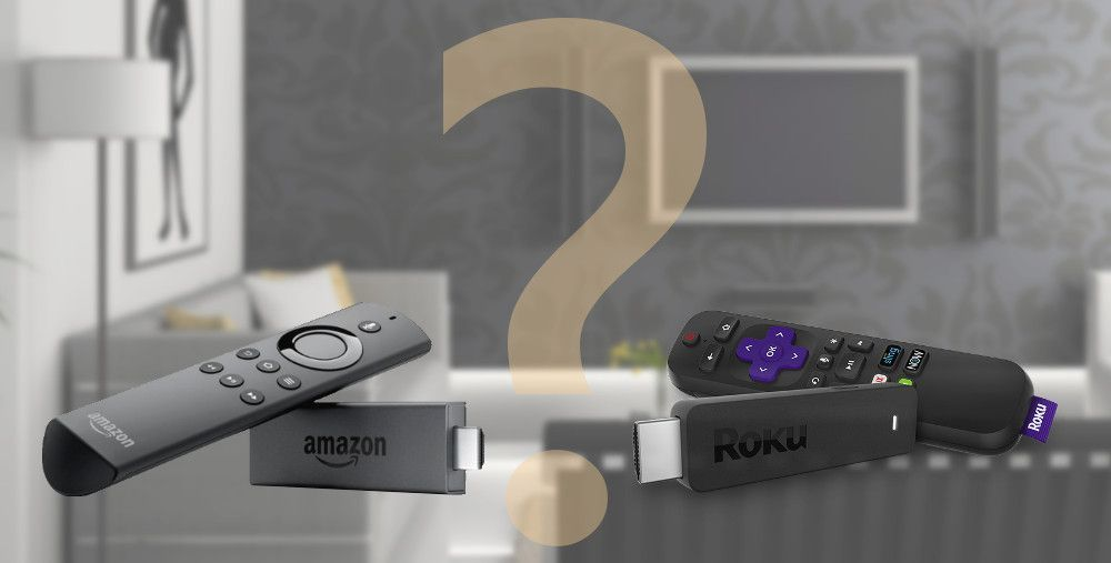 Roku vs Firestick Compared Which One Should I Choose
