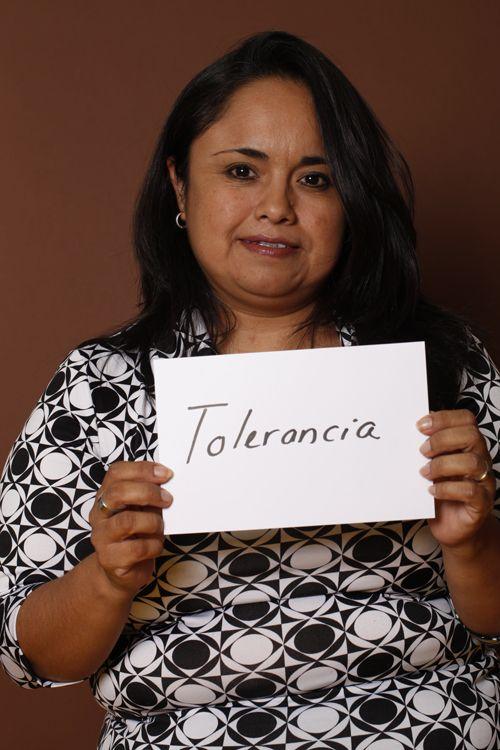 Tolerance, Magda Patricia Estrada,UANL, Ingeniero, Monterrey, México.