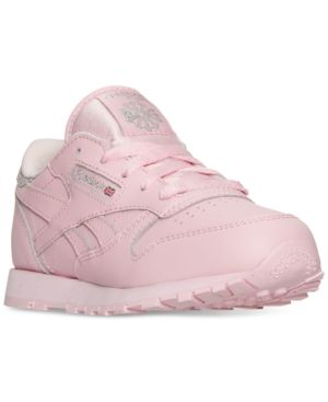 little girls reebok