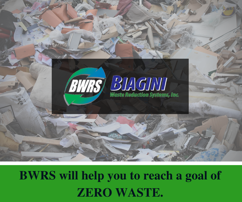 BWRS specializes in waste management for commercial & retail