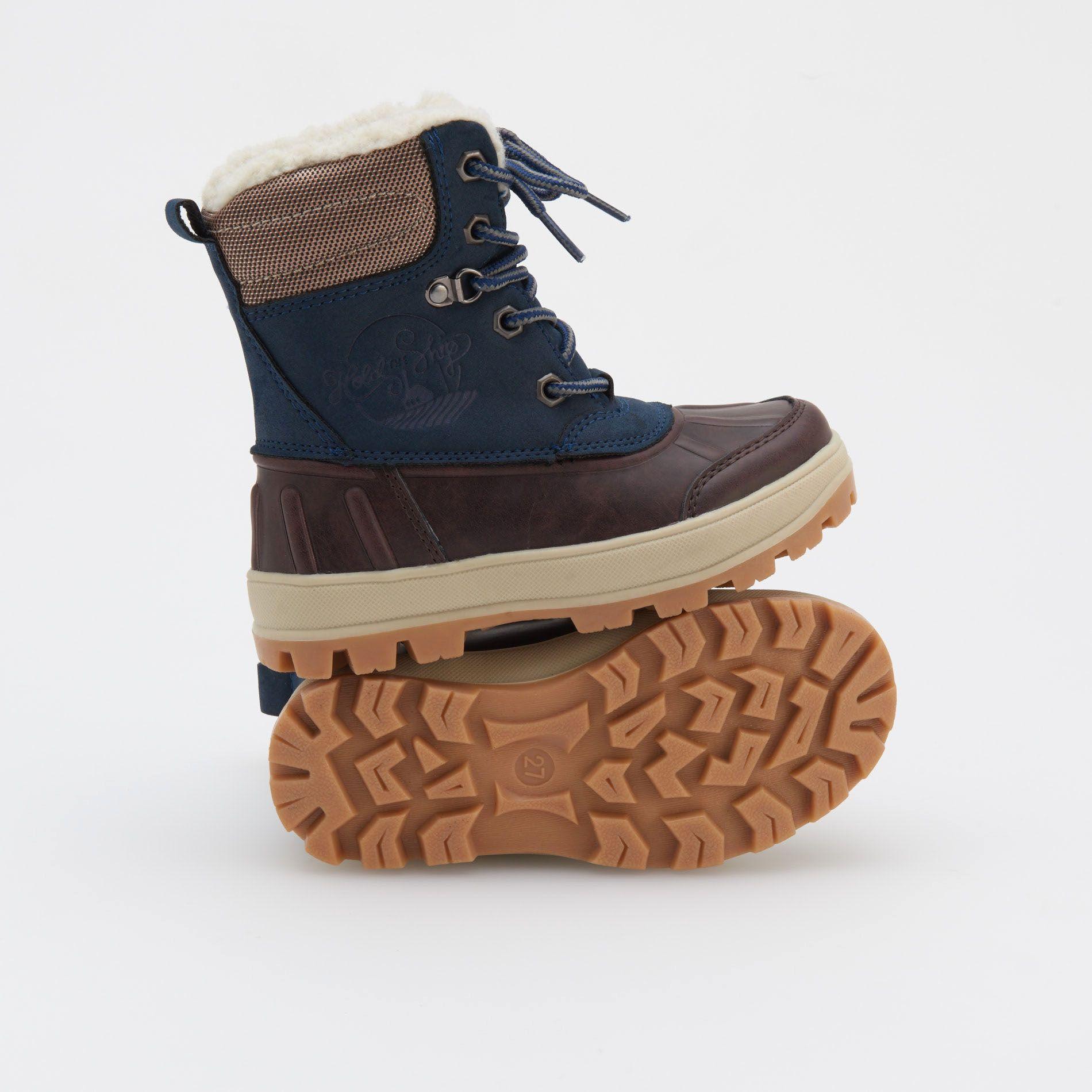 Zimowe Buty Z Kozuszkiem Reserved Boots Winter Boots Shoes