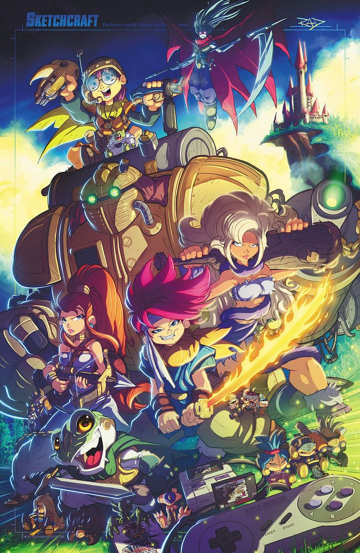 Chrono Trigger Final by on
