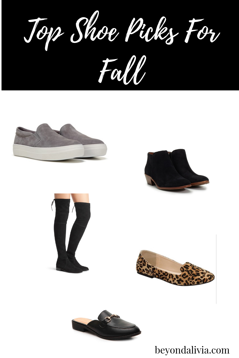 b7f15b2ac What shoes are trending this Fall  Click this post to find out ...
