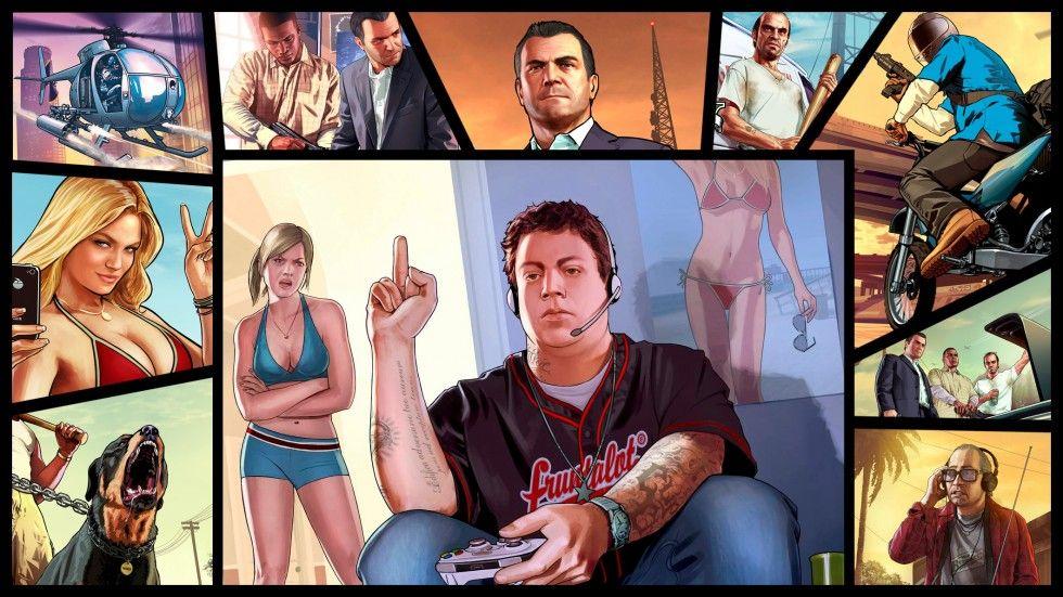 Grand Theft Auto V Wallpapers 1920x1080 5 Wallpaper 29
