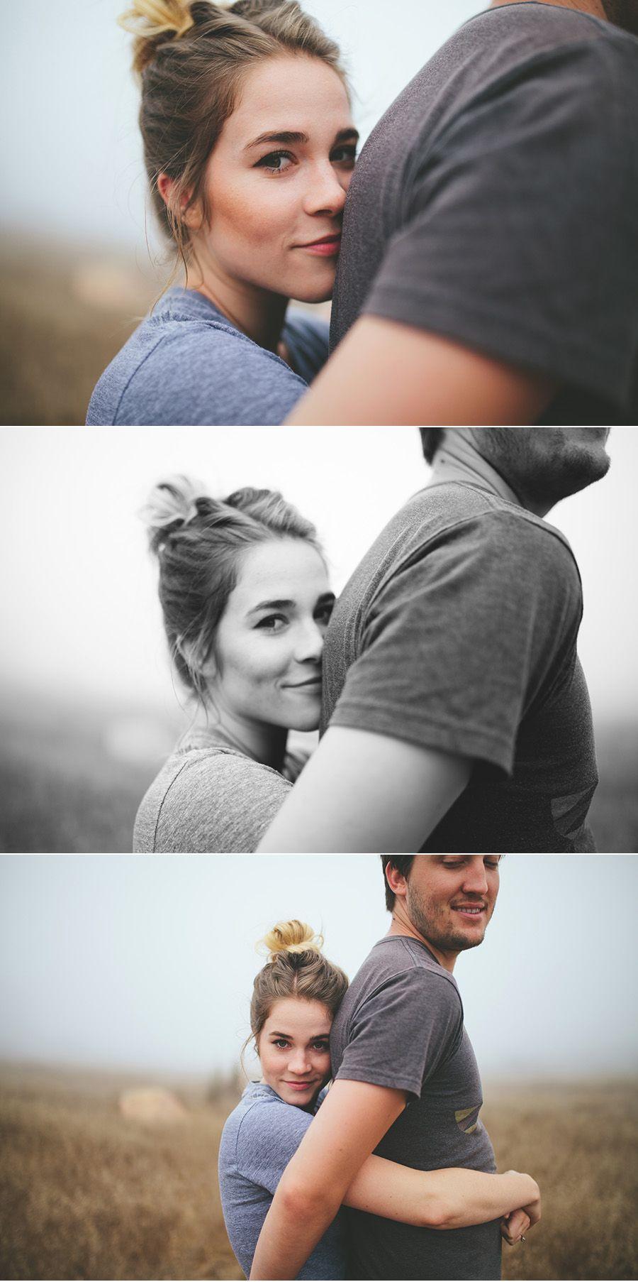 A foggy Malibu Hike | Couple photography, Photography ...