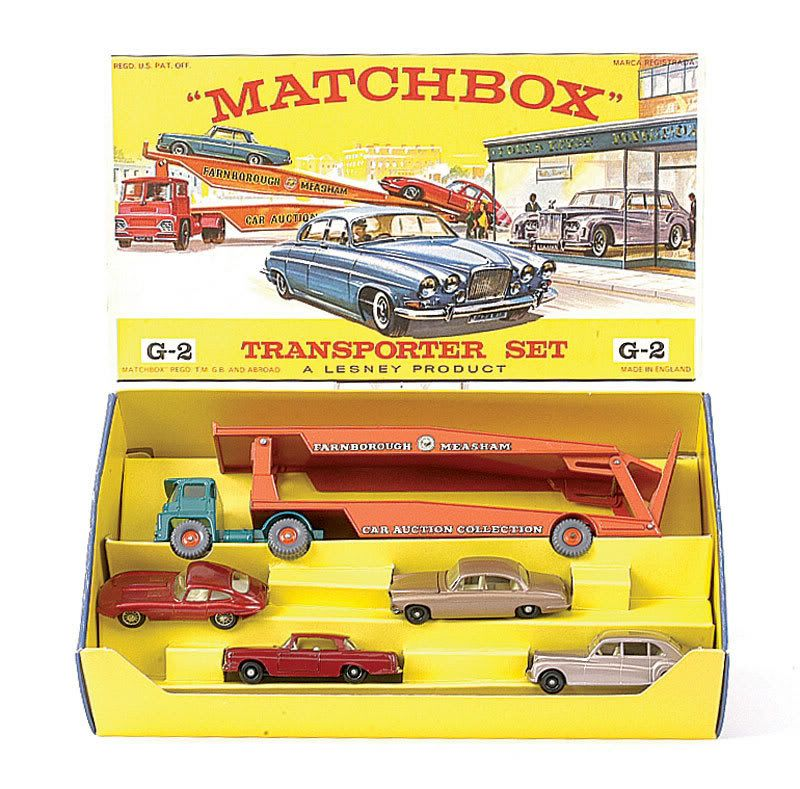 Lesney Matchbox box set / Vintage Toys Wanted by the-toy-exchange ...