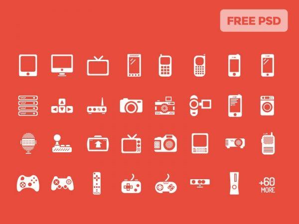 9 kostenlose Themen-Icon-Packs (Medizin, Essen, Getränke, Wetter usw.)
